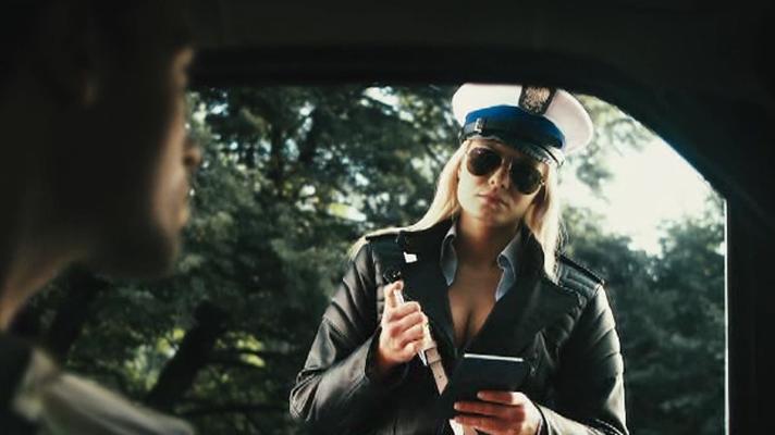 RMF FM Policjantka