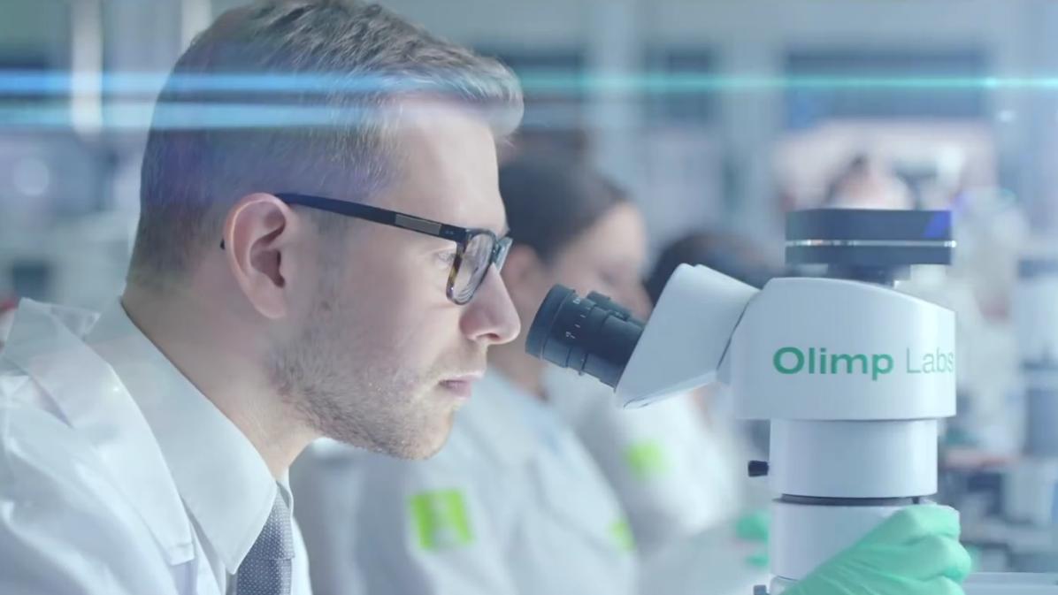 OLIMP LABS Najwyższa jakość w trosce o Twoje zdrowie